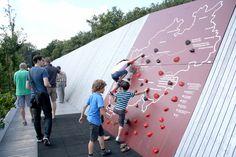 Floriade: Architectural Playscape, Stephan Lenzen, 2012