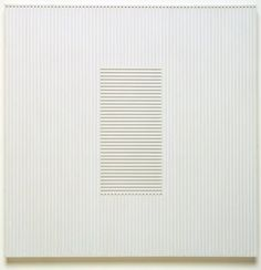 Wall Structure #5 by Sol LeWitt