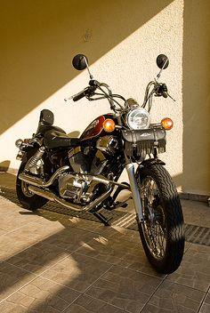 2001 Yamaha Virago 250cc