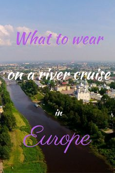 Over the past few years I've had a number of reader enquiries about what to wear on a river cruise in Europe. What to pack for a river cruise in Europe is Packing List For Cruise, Cruise Europe, Cruise Travel, Europe Travel Tips, Cruise Vacation, Solo Travel, Packing Lists, Vacations, Travel Money