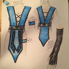 This is a custom listing for Jenni-Leigh for a female Sub-Zero custom designed cosplay costume.  This listing includes: - One custom designed Sub-Zero costume - Two arm bands - One leg band - One sword holster - Two upper arm armor pieces - Two lower arm armor pieces - Two lower leg armor pieces - Two shoulder armor pieces  The price includes materials plus labor and shipping.