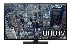 Samsung UN40JU6400 40inch 4K Ultra HD Smart LED TV  3840 x 2160 Refurbished >>> Learn more by visiting the image link.