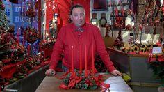 VIDEO: Kgl. Hofleverandør Bjarne Als: Sådan laver du en flot adventskrans