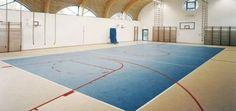 Marmoleum Sport: ecologische vloer voor topprestaties / FORBO FLOORING