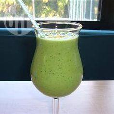 Licuado verde @ allrecipes.com.mx