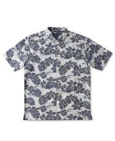 Jack O'Neill Men's Hilo Shirt - Blue XXL