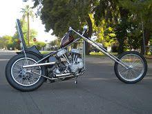 Love Cycles 1949 EL chopper!!!