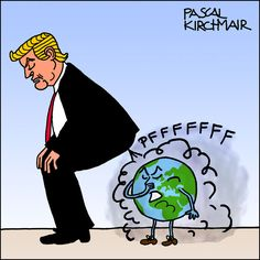Paris climate agreement: Donald Trump´s answer to climate change