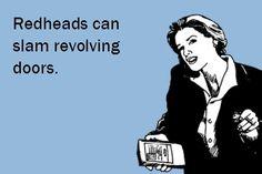 Funny Redhead Cartoon Ecards