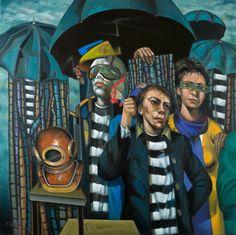 Δραπέτες στη βροχή