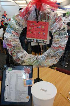 Many themed school carnival basket ideas