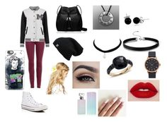 """""""zquad"""" by littledirectioner69 ❤ liked on Polyvore featuring 7 For All Mankind, Converse, Kate Spade, Casetify, ASOS, Bling Jewelry, Marc Jacobs, Pomellato and Calvin Klein"""