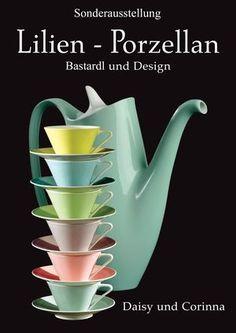 Lilien Porzellan, Austria Interior Ideas, Cheers, Tea Party, Random Stuff, Lamps, Daisy, Enamel, New Homes, Museum