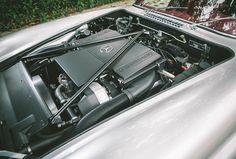M119 Engine in 300SL