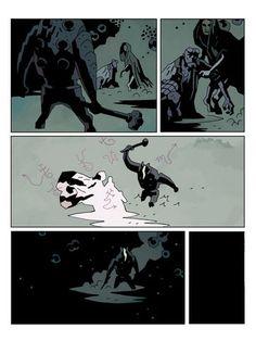 Hellboy in Hell - Episode 2  #MotionBook