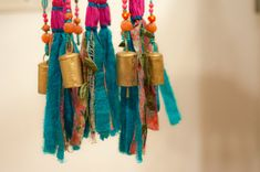 Unique wind chimes by RONITPETERART on Etsy