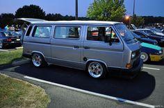 Silver VW T3 T25