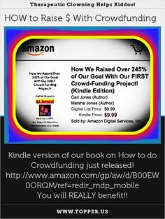 HOW to Raise $ With Crowdfunding