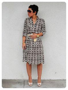 mimi g.: #DIY Dress + New Look Pattern GIVEAWAY!