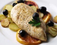 Tupperware   Catalog Recipes - Summer 2011Citrus Chicken