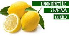 Limon diyeti en etkili yağ yakıcı diyetlerin başında gelir. Limon içerdiği sitrik asit sayesinde metabolizmanızı hızlandırır ve ye...