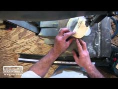 Benefits of Small Blades on the Band Saw - YouTube