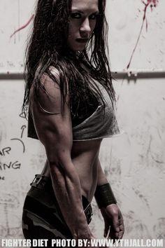 Fitness Beauty: Pauline Nordin