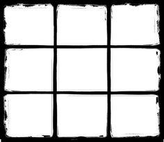 Grunge Window / Frame