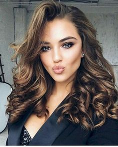 Beautiful hair color ideas for brunettes (38)