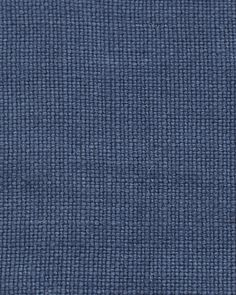 Artfully woven from Belgian flax, Belgian linen excels in both quality and comfort. Wonderfully versatile, its simple elegance makes it perfect for both formal or casual settings. And it only gets better with time. Blue Texture, Simple Elegance, Fabric Swatches, Fabric Design, Decorative Pillows, Lily, Pattern, Denim, Fabrics