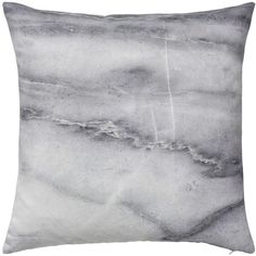 Bloomingville Marble Cushion found on Polyvore featuring home, home decor, throw pillows, pillows, marble home decor, bloomingville and scandinavian home decor