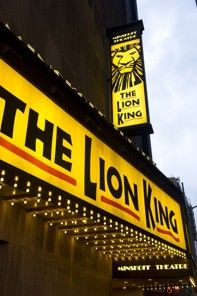 'The Lion King' leaps 'Phantom of the Opera' to become Broadway's all-time top earnings king. (via AP)