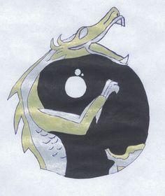 Dragon (c'est le dessin de mon appendice)