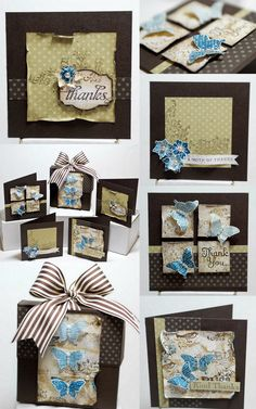 STAMPIN UP UK INDEPENDENT DEMONSTRATOR MONICA GALE: Stampin'Up! Bliss Bundle....