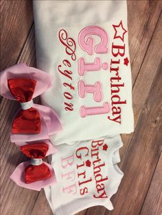 Matching Girl Doll;Girl And Doll;All American Girl Birthday Shirts;Star…