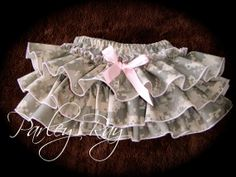 Parley Ray Daddy's Girl US Army ACU Digital Camouflage Ruffled Baby Bloomers / Diaper Cover / Photo Prop on Etsy, $26.00