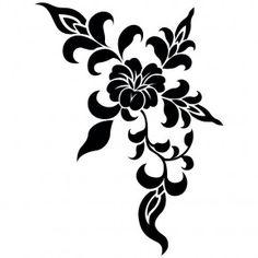Motyw kwiatowy 9