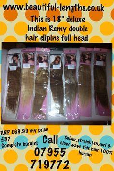 Clipin hair Hair Extensions For Sale, Voss Bottle, Color, Colour, Colors