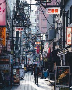 """11.4k lượt thích, 59 bình luận - Takashi Yasui (@_tuck4) trên Instagram: """"Everyday life in Tokyo #RECO_ig"""""""