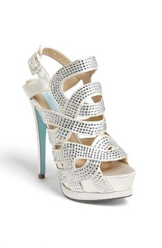 Betsey Johnson 'Love' Sandal available at #Nordstrom *01