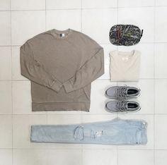 #hm #sweatshirt #fog #tshirt #topman #jeans #adidas #ultraboost #supreme #hat