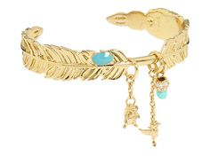 Disney Couture Pocahontas Feather Cuff (1)