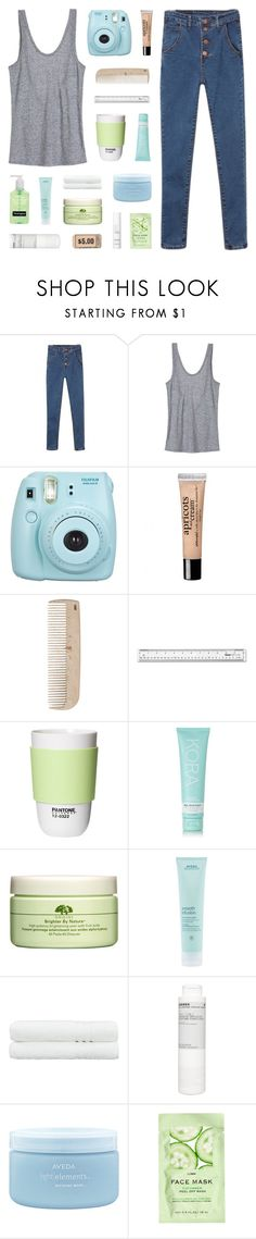 """it was a disaster from the start"" by kristen-gregory-sexy-sports-babe ❤ liked on Polyvore featuring WithChic, Victoria's Secret, Fujifilm, philosophy, HAY, ROOM COPENHAGEN, KORA Organics by Miranda Kerr, Origins, Aveda and Linum Home Textiles"