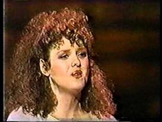 """""""Unexpected Song"""" performed by Bernadette Peters @ the Tony Awards 1986"""