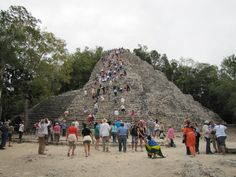 Coba (Cobá in the Spanish language) is a large ruined city of the Pre-Columbian Maya civilization, located in the state of Quintana Roo, Mexico.