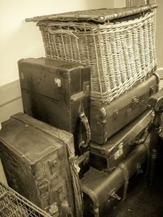 luggage from the 19th century - Google Search