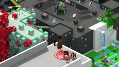 Developers Maciek Strychalski and Sean Wright are working to make Tokyo 42's world as cute as it is deadly.