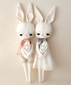 ginger melon dolls