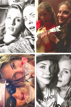 Emily Bett Rickards & Willa Holland