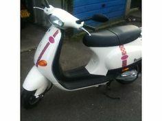 Vespa et2 reg 50 with 72 kit - http://motorcyclesforsalex.com/vespa-et2-reg-50-with-72-kit/